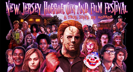 2017 New Jersey Horror Con and Film Festival banner