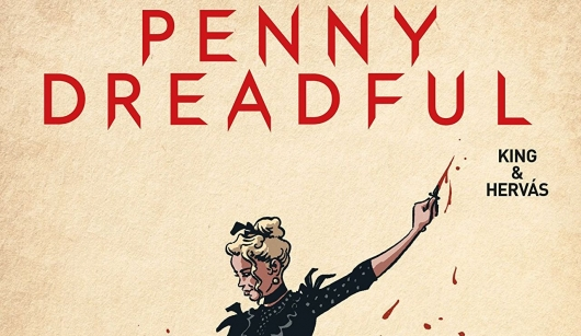 Penny Dreadful: The Awakening #5 header