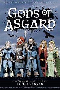 Erik Evensen: Gods of Asgard