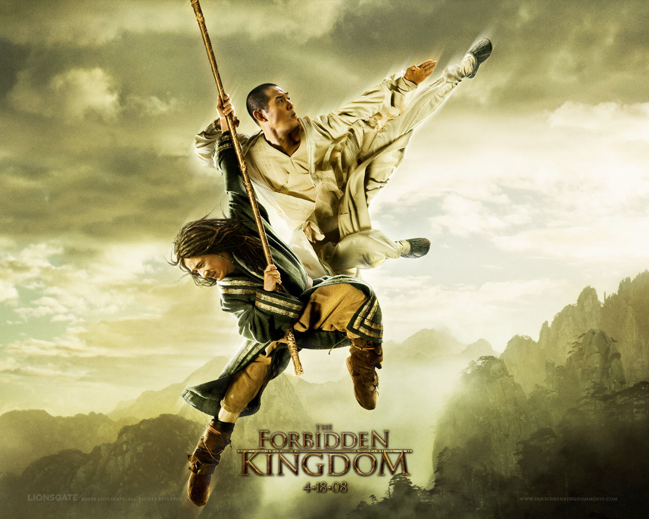 representations of china in the movie the forbidden kingdom essay The movie set is home to a the promise, curse of the golden flower, and the forbidden kingdom as one of the four major schools of woodcarving in china.