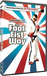 The Foot Fist Way DVD