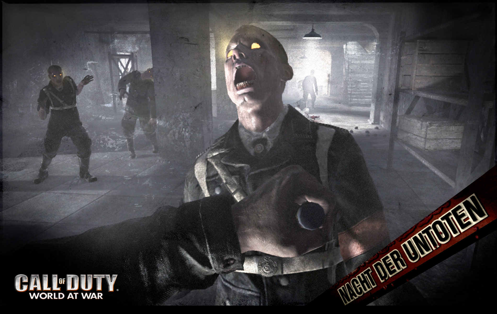 Cod waw zombies cracked