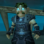 World of Warcraft: Wrath of the Lich King Gnome Death Knight