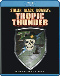Tropic Thunder Blu-ray DVD