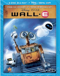 Wall•E Blu-ray dvd