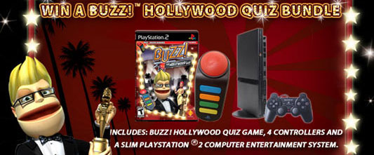 Sony Playstation 2 Giveaway