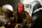 Hellboy II: The Golden Army Production Photos