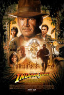 Indiana Jones and the Kingdom of the Crystal Skull movie poster
