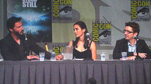 The Day The Earth Stood Still SDCC panel