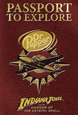 Indy Dr Pepper Passport