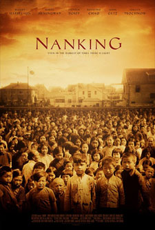 Nanking movie poster