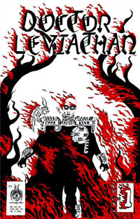 Doctor Leviathan #1