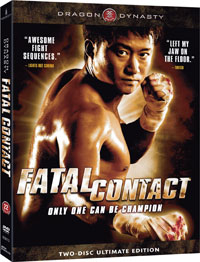 Fatal Contact DVD