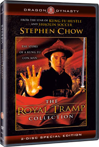 The Royal Tramp Collection on DVD
