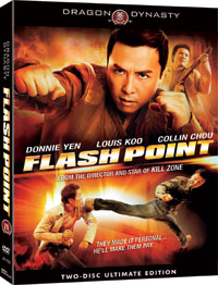 Flash Point DVD