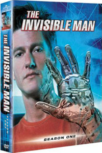 The Invisible Man Season One DVD