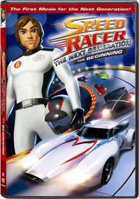 Speed Racer the Next Generation DVD