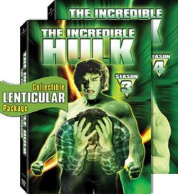 The Incredible Hulk -- The Complete Third And Fourth Seasons