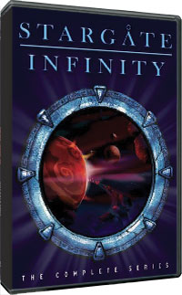 Stargate: Infinity the Complete Series DVD