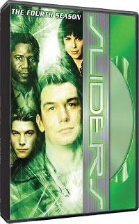 Sliders: The Fourth Season DVD