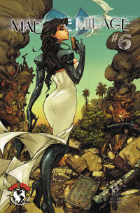 Top Cow - Madame Mirage #3
