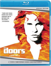 The Doors Blu-ray DVD