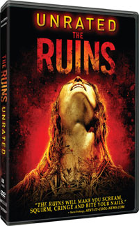 The Ruins Unrated Edition DVD