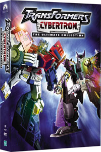 Transformers Cybertron: The Ultimate Collection DVD
