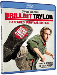 Drillbit Taylor Blu-ray DVD