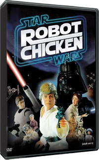 Robot Chicken: Star Wars Special DVD