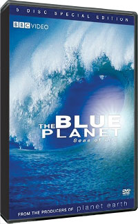 The Blue Planet: Seas of Life DVD