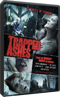 Trapped Ashes DVD