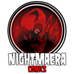 Nightmaera Comics logo