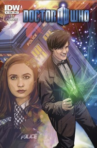 IDW's Doctor Who #1