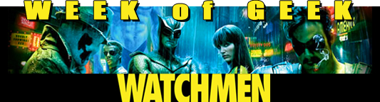 Week of Geek: Watchmen