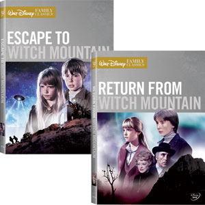 Escape to Witch Mountain & Return From Witch Mountain DVD