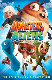 Monsters vs. Aliens: The Official Movie Adaptation