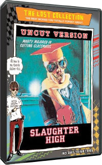 Slaughter High DVD