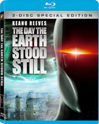 The Day the Earth Stood Still Blu-ray DVD