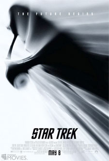 Star Trek movie poster (2009)