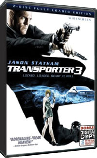 Transporter 3 Two-Disc DVD Fully Loaded Edition (2008)