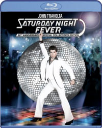 Saturday Night Fever Blu-ray DVD