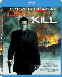 Driven to Kill Blu-ray DVD