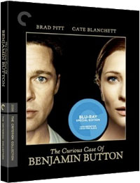The Curious Case of Benjamin Button Blu-ray DVD