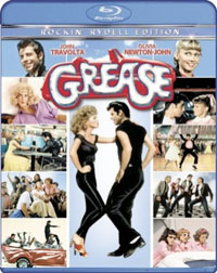 Grease Blu-ray DVD