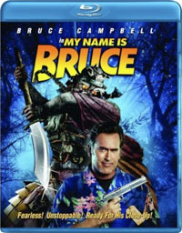 My Name is Bruce Blu-ray DVD
