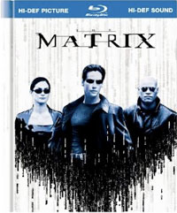 The Matrix Blu-ray DVD