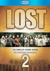Lost, The Complete Second Season Blu-ray DVD