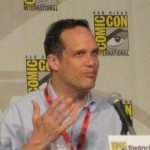 Deidrich Bader at SDCC 09