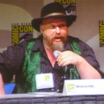 Warren Ellis at SDCC 09